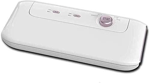 Cajas de almacenamiento de sellador de vacío Sellador de alimentos de vacío   Modos de alimentos secos y húmedos, cortador patentado, luz indicadora LED   Selladores de vacío portátiles para conservac