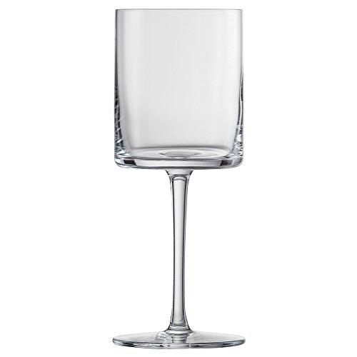 Schott Zwiesel 142062 Modo Witte Wijnglas, 0.4 Ltr Kapazität, Transparente, 6 Stück