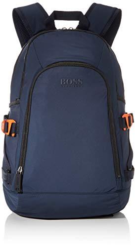 BOSS Herren Krone_backpack Rucksack Blau (Navy)