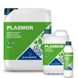 PLASTIFICANTE PARA HORMIGON PLASMOR 5 LITROS
