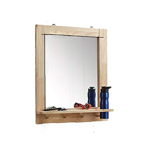 TYWZJ Square Bathroom Wall Mirror,decorative Mirror Fashion European Style For Any Bathroom As Well As For The Corridor Or At Home Suitable for Home Decoration