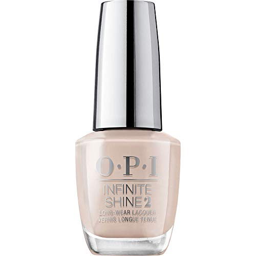 OPI Infinite Shine 2 Long-Wear Lacquer, Coconuts Over OPI, Nude Long-Lasting Nail Polish, Fiji Collection, 0.5 fl oz