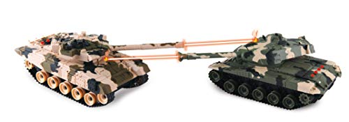 Reel Toys REELTOYS2108Battle Tank Model