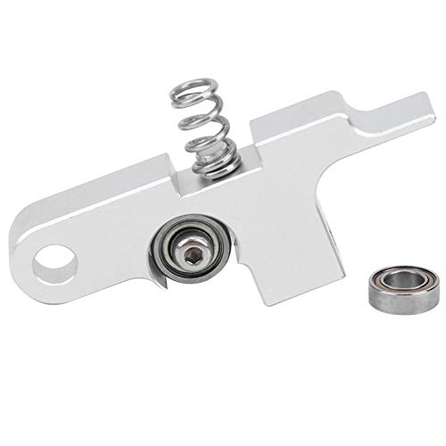 Extruder Idler Lever 3D Printer Replacement Part 1.75mm Aero Extruder Arm Titanium Alloy,for Prusa i3 MK2