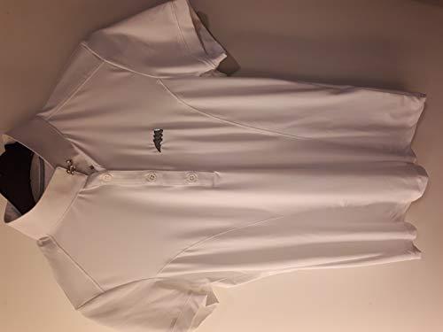 Equiline Allie T-Shirt de Gym pour Femme Taille XXL, weiß