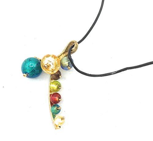 ANTICA MURRINA VENEZIANA Murano Glass Necklace