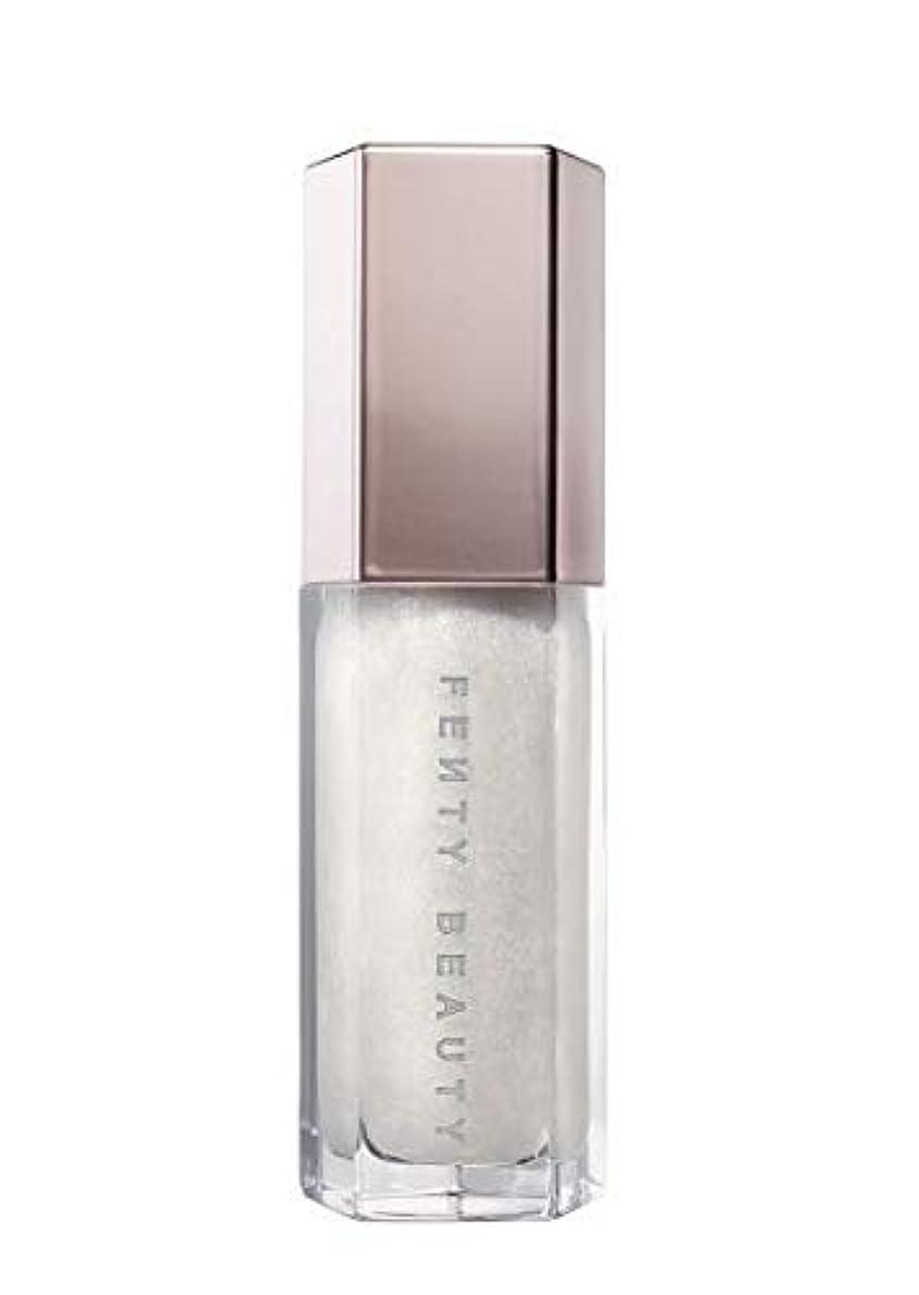 蘇生する泳ぐラップトップFenty GLOSS BOMB Universal Lip Luminizer Diamond Milk フェンティ グロスボム ダイヤモンド ミルク [並行輸入品]