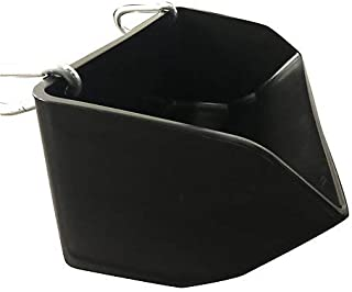 Fortiflex Black Hanging Feeder 3 Quart