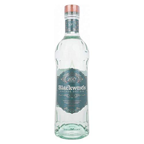 Blackwoods Vintage Dry Gin 2017 40,00% 0,70 Liter