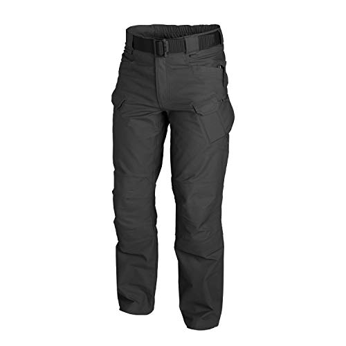 Helikon-Tex URBAN Tactical Pants -Polycotton Ripstop, Schwarz, XL/Regular