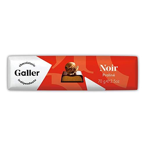 Galler ( ガレー ) ベルギー王室御用達 チョコレート BAR バー 70G*1枚セット(ダーク・プラリネ)