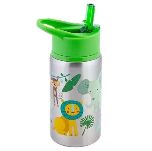 Stephen Joseph SJ117534, Zoo Acero inoxidable botellas de agua