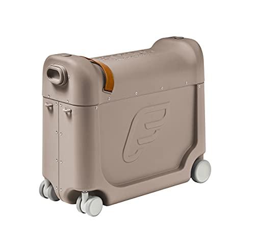 JetKids by Stokke Bedbox Luggage JK-534509 Creamy Cappucino - Maleta (20 L, 46 x 20 x 36 cm), Color Beige