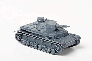 Zvezda 1/100 Zvezda No. 6151 German Medium Tank Panzer IV Ausf.D