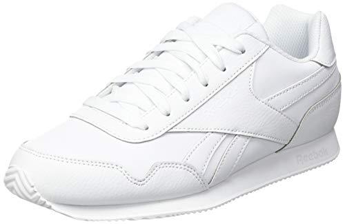Reebok Royal CLJOG 3.0, Zapatillas de Running Mujer, Blanco/Blanco/Blanco, 37 EU