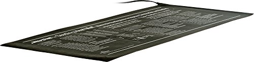 Root !T Large Heat Mat, Black