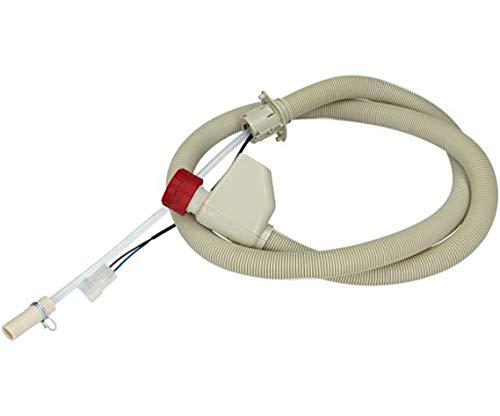ReleMat SpareHome® - Tubo de Entrada con Aqua-Stop para lavavajillas AEG Electrolux y Zanussi