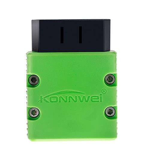 KW902 WiFi V1.5 V2.1 PIC18F25K80 OBDII herramientas de diagnóstico ELM 327 OBD2 lector de código ayuda J1805 protocolo KW902 WiFi