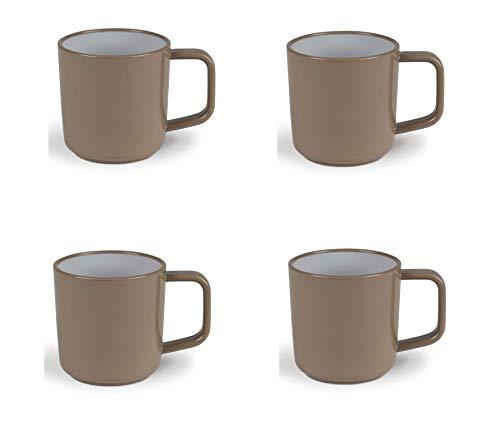 Kampa Dometic Kaffeegeschirr-Set, 4-teilig