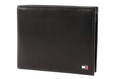 Tommy Hilfiger Eton Trifold Wallet Black