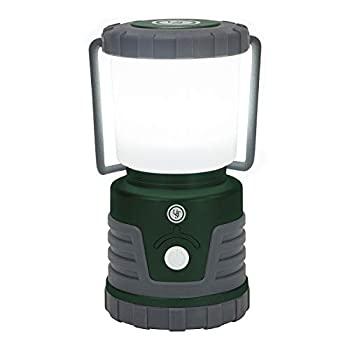 ust 30-Day Duro 1000 Lumen LED Lantern with Lifetime LED Bulbs Glow in The Dark Power Button and Hook for Camping Hiking Emergency and Outdoor Survival  20-12537  One Size