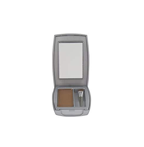 Herome Eye Care Poudre Compacte sourcils brun moyen (Compact Powder Medium Brown) - 1pcs. - donne de façon rapide et naturelle forme et couleur à vos sourcils