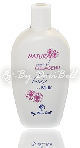 By DoriBell ® Body Milk Natural con Colágeno 500ml.