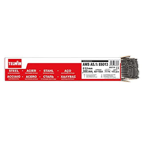 Electrodos Soldadura 2,5 para Acero Marca Telwin