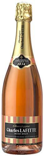 Charles Lafitte Champagne Rosé Brut Roséchampagner (1 x 0.75 l)