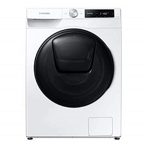 Samsung WD90T654DBE Lavasecadora AddWash™ Clasificación Energética E Serie 6 9kg/6kg Blanco Tecnología EcoBubble™, Inteligencia Artifical, Air Wash