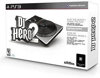 NEW DJ Hero 2 Bundle PS3 (Videogame Software)