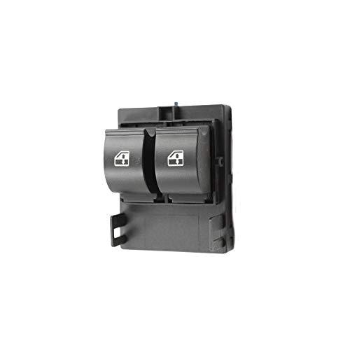 1neiSmartech Color Interruptor 8Pines A Pulsador Doble Para Función Elevalunas Eléctrico Alzavetri...