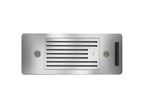 Zephyr AK8100ASBF 27' Essentials Power Series Tornado I Cabinet Insert Hood with 600 CFM Baffle filter in Stainless Steel