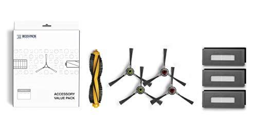 Ecovacs DN5G-KTA, Robotics DN5G-KTA-Zubehör Set für DEEBOT OZMO 900/905, Weiß