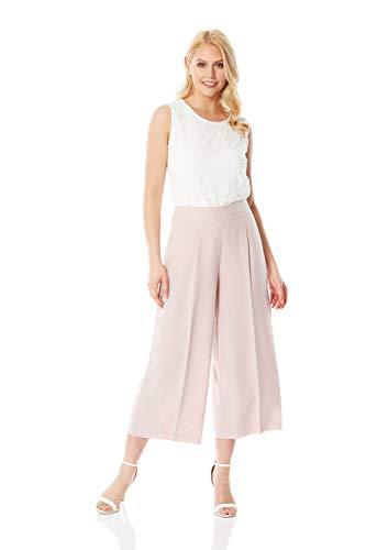Roman Originals Damen Hosenrock in Pink Größe 38-48 - Light Pink - Größe 40