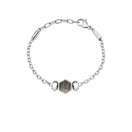 Morellato Bracciale da donna, Collezione Drops, in acciaio - SCZ998