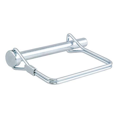CURT 25010 Trailer Coupler Pin, 5/16-Inch Diameter x 3-Inch Long