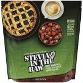 Stevia In The Raw, 9.7-Ounce Baker's Bag, 6 Count