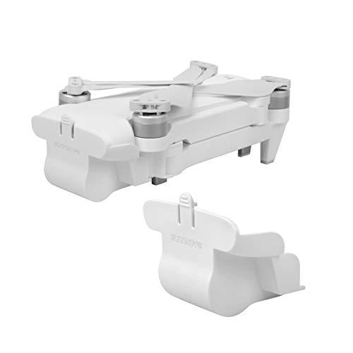 iEago RC Kamera Gimbal Schutzkappe Gimbal Lock Sonnenschutz Kappe Linsen Staub Sonnenschutz Abdeckung für Xiaomi FIMI X8 SE Drohnenzubehör
