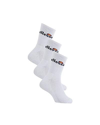 ellesse Arrom Socken, weiß, 39.5/42.5