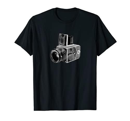 Hasselblad - Cámara retro para fotógrafos Camiseta