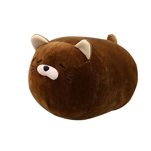 pegtopone Kitty Câlin - Almohada de peluche suave y mullida para niños