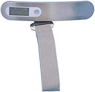 JJJJD Baggage Scale Portable Luggage Scale High Precision Digital Home Electronic Scale Travel Shopping Digital Scale