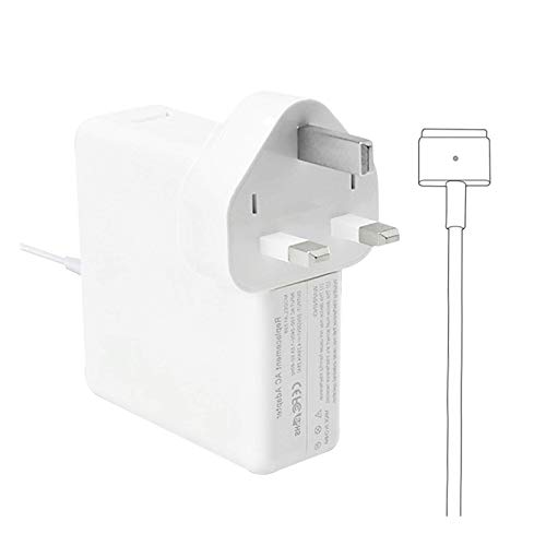 sudatong Charger 60W, Power Adapter Connector Replacement Wall Charger Pro 13-inch (60WT)