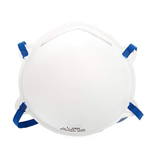 Nextirrer 400 Pieces NIOSH Approved N95 Respirator Mask with High Filtration Capacity