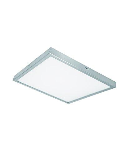 Preisvergleich Produktbild LEDVANCE LED Wand- und Deckenleuchte,  Leuchte für Innenanwendungen,  Kaltweiß,  305, 0 mm x 305, 0 mm x 75, 0 mm,  Lunive Vela