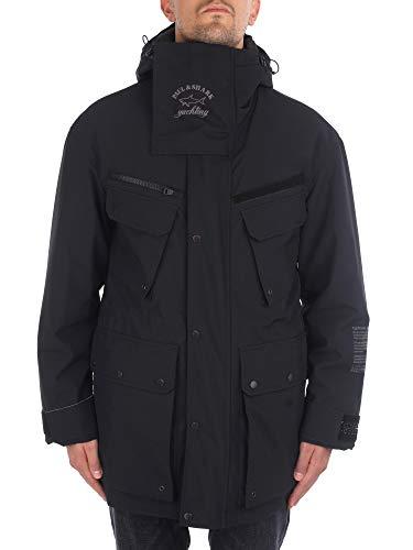 PAUL&SHARK I20P2210 - Chaqueta y chaqueta para hombre Negro L