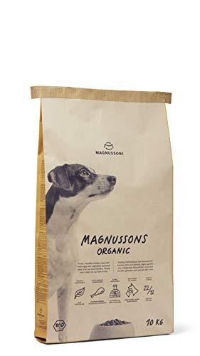 MAGNUSSONS Organic Für Erwachsene Hunde mit normaler bis gesteigerter Aktivität