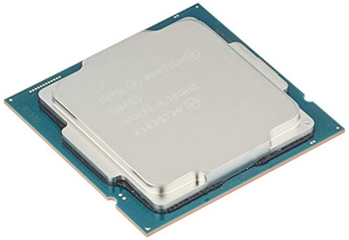 Intel Core G6605 11. Generation Desktop Prozessor (Basistakt: 4.3GHz Tuboboost: N/AGHz, 2 Kerne, LGA1200) BX80701G6605