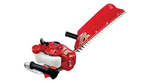 Great Features Of Shindaiwa HT232 Hedge Trimmer 28 Single Sided Cutting 21.2cc Engine